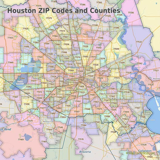 Map Of Houston By Zip Codes Williamson County Libertarian Party